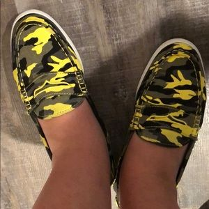 Cole Haan Camo Loafers